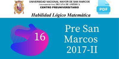 PDF Semana 16 Pre San Marcos 2017-II