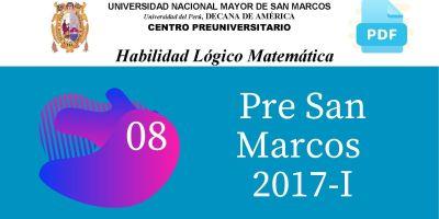 PDF Semana 8 Pre San Marcos 2017-I